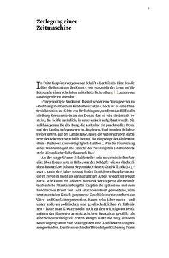 Image of the Page - 9 - in Kreuzenstein - Die mittelalterliche Burg als Konstruktion der Moderne