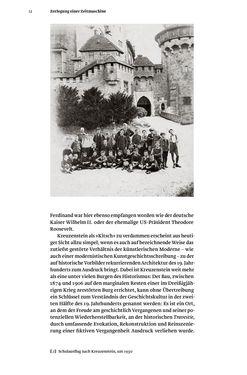 Bild der Seite - 12 - in Kreuzenstein - Die mittelalterliche Burg als Konstruktion der Moderne