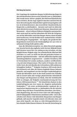 Image of the Page - 43 - in Kreuzenstein - Die mittelalterliche Burg als Konstruktion der Moderne