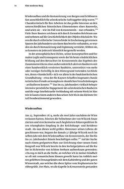Image of the Page - 86 - in Kreuzenstein - Die mittelalterliche Burg als Konstruktion der Moderne