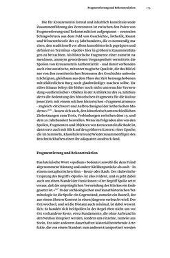 Image of the Page - 175 - in Kreuzenstein - Die mittelalterliche Burg als Konstruktion der Moderne