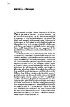Image of the Page - 220 - in Kreuzenstein - Die mittelalterliche Burg als Konstruktion der Moderne