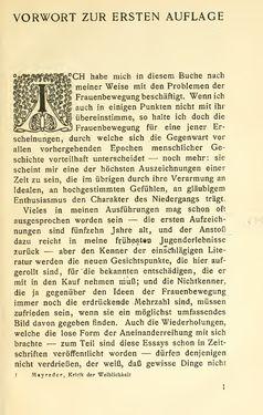 Image of the Page - 1 - in Zur Kritik der Weiblichkeit