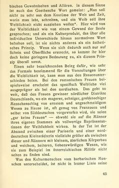 Bild der Seite - 45 - in Zur Kritik der Weiblichkeit