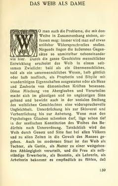 Image of the Page - 139 - in Zur Kritik der Weiblichkeit