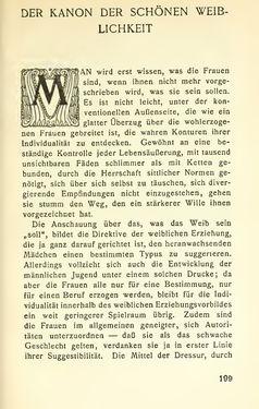 Image of the Page - 199 - in Zur Kritik der Weiblichkeit