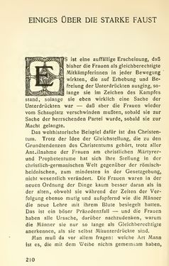 Image of the Page - 210 - in Zur Kritik der Weiblichkeit