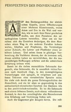 Image of the Page - 261 - in Zur Kritik der Weiblichkeit