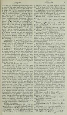 Bild der Seite - 3 - in Lateinisch-Deutsches und Deutsch-Lateinisches Schul-Wörterbuch - Lateinisch-Deutscher Theil
