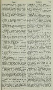 Bild der Seite - 113 - in Lateinisch-Deutsches und Deutsch-Lateinisches Schul-Wörterbuch - Lateinisch-Deutscher Theil
