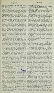 Bild der Seite - 137 - in Lateinisch-Deutsches und Deutsch-Lateinisches Schul-Wörterbuch - Lateinisch-Deutscher Theil