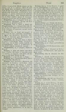 Bild der Seite - 315 - in Lateinisch-Deutsches und Deutsch-Lateinisches Schul-Wörterbuch - Lateinisch-Deutscher Theil