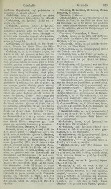 Bild der Seite - 333 - in Lateinisch-Deutsches und Deutsch-Lateinisches Schul-Wörterbuch - Lateinisch-Deutscher Theil