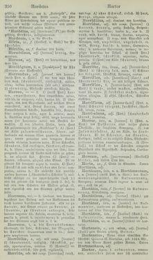Bild der Seite - 350 - in Lateinisch-Deutsches und Deutsch-Lateinisches Schul-Wörterbuch - Lateinisch-Deutscher Theil