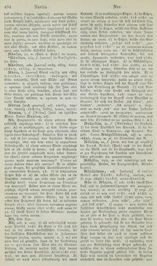 Bild der Seite - 494 - in Lateinisch-Deutsches und Deutsch-Lateinisches Schul-Wörterbuch - Lateinisch-Deutscher Theil