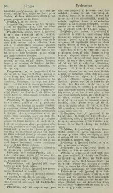 Bild der Seite - 604 - in Lateinisch-Deutsches und Deutsch-Lateinisches Schul-Wörterbuch - Lateinisch-Deutscher Theil