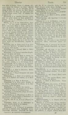 Image of the Page - 753 - in Lateinisch-Deutsches und Deutsch-Lateinisches Schul-Wörterbuch - Lateinisch-Deutscher Theil