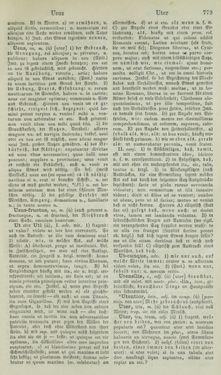 Bild der Seite - 779 - in Lateinisch-Deutsches und Deutsch-Lateinisches Schul-Wörterbuch - Lateinisch-Deutscher Theil