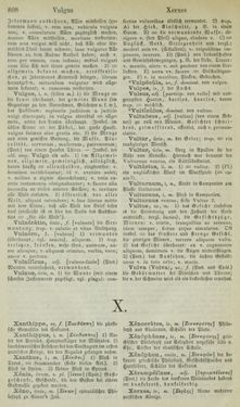 Bild der Seite - 808 - in Lateinisch-Deutsches und Deutsch-Lateinisches Schul-Wörterbuch - Lateinisch-Deutscher Theil