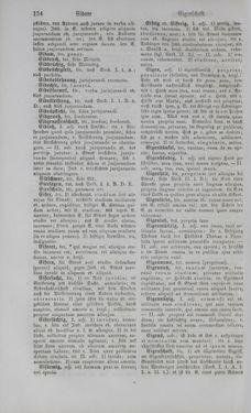 Bild der Seite - 154 - in Lateinisch-Deutsches und Deutsch-Lateinisches Schul-Wörterbuch - Deutsch-Lateinischer Theil