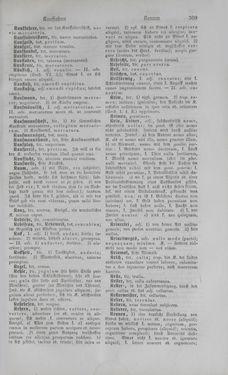 Bild der Seite - 309 - in Lateinisch-Deutsches und Deutsch-Lateinisches Schul-Wörterbuch - Deutsch-Lateinischer Theil