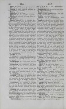 Bild der Seite - 428 - in Lateinisch-Deutsches und Deutsch-Lateinisches Schul-Wörterbuch - Deutsch-Lateinischer Theil