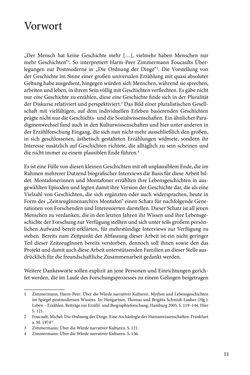 Image of the Page - 11 - in Erzählen vom Leben im 20. Jahrhundert - Erinnerungspraxis und Erzähltraditionen in lebensgeschichtlichen Interviews am Beispiel der Region Montafon/Vorarlberg