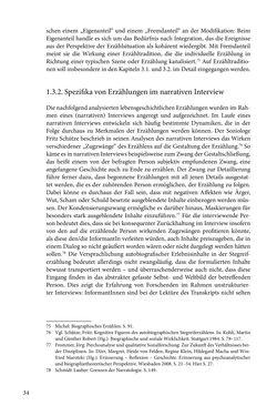 Image of the Page - 34 - in Erzählen vom Leben im 20. Jahrhundert - Erinnerungspraxis und Erzähltraditionen in lebensgeschichtlichen Interviews am Beispiel der Region Montafon/Vorarlberg