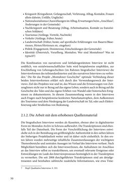 Image of the Page - 50 - in Erzählen vom Leben im 20. Jahrhundert - Erinnerungspraxis und Erzähltraditionen in lebensgeschichtlichen Interviews am Beispiel der Region Montafon/Vorarlberg