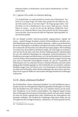 Image of the Page - 162 - in Erzählen vom Leben im 20. Jahrhundert - Erinnerungspraxis und Erzähltraditionen in lebensgeschichtlichen Interviews am Beispiel der Region Montafon/Vorarlberg