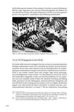Image of the Page - 210 - in Erzählen vom Leben im 20. Jahrhundert - Erinnerungspraxis und Erzähltraditionen in lebensgeschichtlichen Interviews am Beispiel der Region Montafon/Vorarlberg