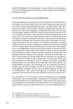 Image of the Page - 294 - in Erzählen vom Leben im 20. Jahrhundert - Erinnerungspraxis und Erzähltraditionen in lebensgeschichtlichen Interviews am Beispiel der Region Montafon/Vorarlberg