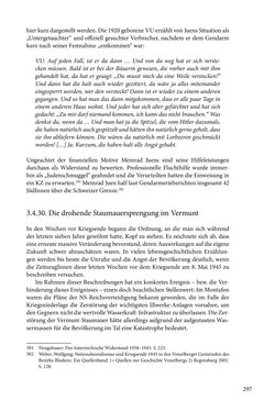 Image of the Page - 297 - in Erzählen vom Leben im 20. Jahrhundert - Erinnerungspraxis und Erzähltraditionen in lebensgeschichtlichen Interviews am Beispiel der Region Montafon/Vorarlberg