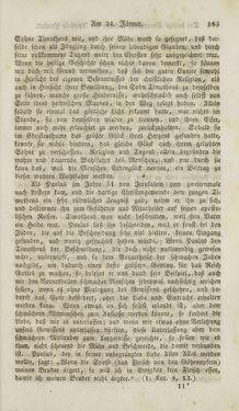 Bild der Seite - 163 - in Legenden der Heiligen auf alle Tage des Jahres - Die Herrlichkeit der katholischen Kirche, dargestellt in den Lebensbeschriebungen der Heiligen Gottes, Band 1