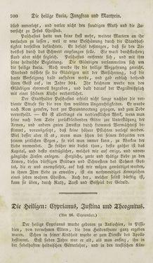 Bild der Seite - 500 - in Legenden der Heiligen auf alle Tage des Jahres - Die Herrlichkeit der katholischen Kirche, dargestellt in den Lebensbeschriebungen der Heiligen Gottes, Band 1