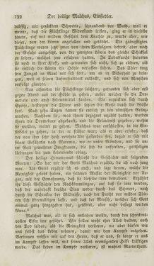 Image of the Page - 722 - in Legenden der Heiligen auf alle Tage des Jahres - Die Herrlichkeit der katholischen Kirche, dargestellt in den Lebensbeschriebungen der Heiligen Gottes, Volume 1