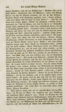 Bild der Seite - 788 - in Legenden der Heiligen auf alle Tage des Jahres - Die Herrlichkeit der katholischen Kirche, dargestellt in den Lebensbeschriebungen der Heiligen Gottes, Band 1