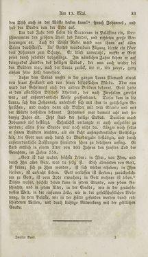 Bild der Seite - (000037) - in Legenden der Heiligen auf alle Tage des Jahres - Die Herrlichkeit der katholischen Kirche, dargestellt in den Lebensbeschriebungen der Heiligen Gottes, Band 2