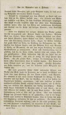 Image of the Page - (000467) - in Legenden der Heiligen auf alle Tage des Jahres - Die Herrlichkeit der katholischen Kirche, dargestellt in den Lebensbeschriebungen der Heiligen Gottes, Volume 2