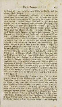 Image of the Page - (000685) - in Legenden der Heiligen auf alle Tage des Jahres - Die Herrlichkeit der katholischen Kirche, dargestellt in den Lebensbeschriebungen der Heiligen Gottes, Volume 2