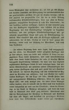 Bild der Seite - 144 - in Die steiermärkisch-ständische montanistische Lehranstalt Vordernberg - Ein Jahrbuch für den innerösterreichischen Berg- und Hüttenmann - Ihr inneres Streben und Wirken und die derselben zugewandten Unterstütung von außen