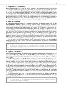 Bild der Seite - 3 - in L3T - Lehrbuch für Lernen und Lehren mit Technologien