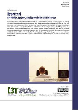 Image of the Page - 51 - in L3T - Lehrbuch für Lernen und Lehren mit Technologien
