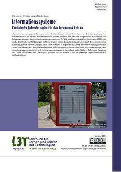 Bild der Seite - 75 - in L3T - Lehrbuch für Lernen und Lehren mit Technologien