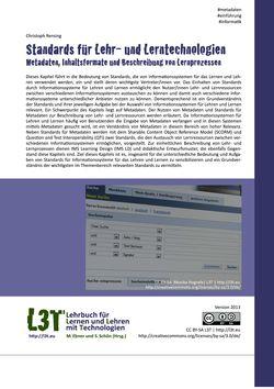 Image of the Page - 109 - in L3T - Lehrbuch für Lernen und Lehren mit Technologien