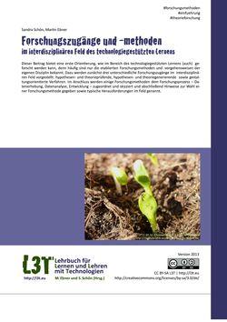Image of the Page - 167 - in L3T - Lehrbuch für Lernen und Lehren mit Technologien
