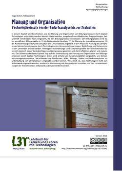 Image of the Page - 177 - in L3T - Lehrbuch für Lernen und Lehren mit Technologien