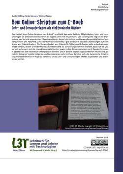 Bild der Seite - 249 - in L3T - Lehrbuch für Lernen und Lehren mit Technologien