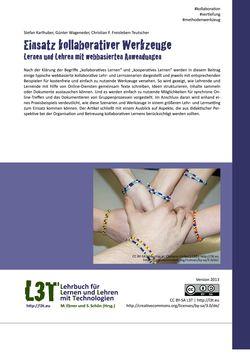 Bild der Seite - 277 - in L3T - Lehrbuch für Lernen und Lehren mit Technologien
