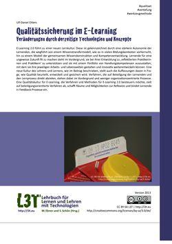 Image of the Page - 301 - in L3T - Lehrbuch für Lernen und Lehren mit Technologien